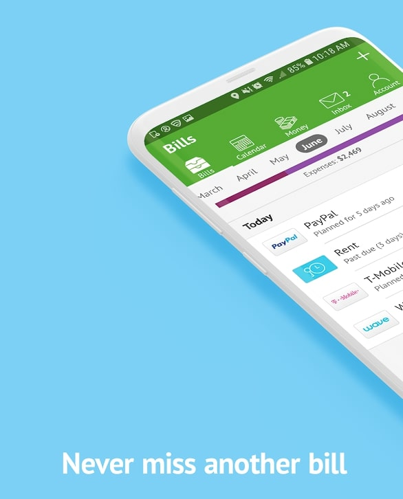 5 Best Bill Tracker App For Android And iOS - Bill Reminder
