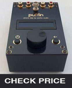Puffin Phono DSP phono preamp